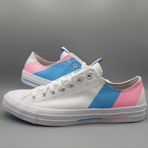 Converse Chuck Taylor All Star Hi Top Pink Blue